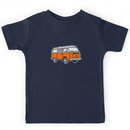 Bay Window Campervan Orange Kids Clothes
