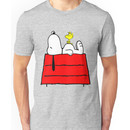 Snoopy chill out Unisex T-Shirt