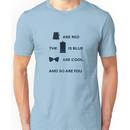 Doctor Who T-Shirt 2 Unisex T-Shirt