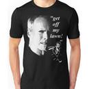 get off my lawn t-shirt Unisex T-Shirt