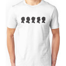 One Direction Silhouettes Unisex T-Shirt