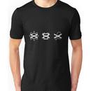 Mogwai Care Instructions Dark Unisex T-Shirt