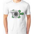 Turbo Turtle Unisex T-Shirt