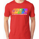 Dr Teeth and the Electric Mayhem Rainbow (The Muppets) Unisex T-Shirt