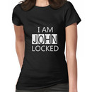 I AM JOHNLOCKED Women's T-Shirt
