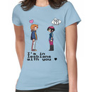 I'm in lesbians with you <3 Women's T-Shirt