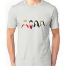 Arthur, Merlin, Morgana, Gwen Unisex T-Shirt