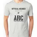 Official Member of ARC Unisex T-Shirt