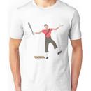 Team Fortress 2 / Minimalist Scout Unisex T-Shirt