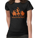 Haunted Mansion Hitchhiking Ghosts Women's T-Shirt