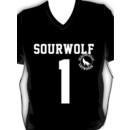 "Teen Wolf ""SOURWOLF 1"" Lacrosse V-Neck"