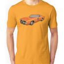 Dukes Of Hazzard (General Lee's Car) Unisex T-Shirt
