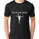 Team Lukasiak (In White) Unisex T-Shirt