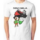 Bootleg Bart Simpson - Nelson Mandela Unisex T-Shirt