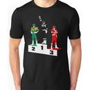 Black Ranger Power Unisex T-Shirt