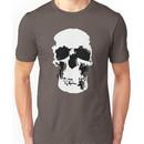 Sherlock Skull Wall Hanging Unisex T-Shirt