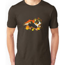 Corgi Splash - Tricolor Unisex T-Shirt