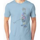 Kingdom Hearts Sora Typography Unisex T-Shirt