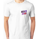 NEVERMIND / BTS Unisex T-Shirt