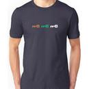 Three Hidden Keys v3 Unisex T-Shirt