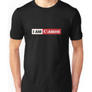 I AM CANON - Camera Shirt Unisex T-Shirt