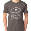 Mojave Express - The Post Nuclear Postal Service. Unisex T-Shirt