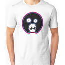 The Mighty Boosh -  Blue & Pink Mask Unisex T-Shirt