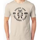 Ahsoka Tano Defense Team (black text) Unisex T-Shirt