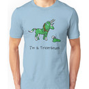 I'm A Triceratops (Unicorn + Narwhals) Unisex T-Shirt