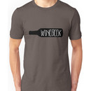 """Winegeek"" for Wine Geeks Unisex T-Shirt"