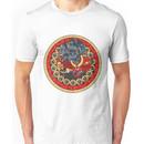 Gurren Lagann Stained Glass Unisex T-Shirt