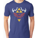 Zelda Hylian Shield (Ocarina of Time) Shirt Unisex T-Shirt
