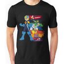 Megaman: Souls of a Hero V2 Minimal Unisex T-Shirt