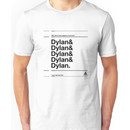 Best 5 Rappers Of All Time Unisex T-Shirt