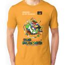 Super Mario World Nintendo Super Famicom Box Art Unisex T-Shirt