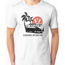 Legends Never Die - Retro BULLY T-Shirt Unisex T-Shirt
