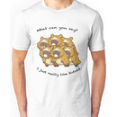 I just really like bidoof. Unisex T-Shirt