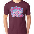 Axolotl - Replacement Parts Included! Unisex T-Shirt