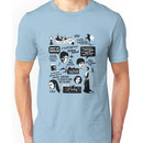Merlin Quotes Unisex T-Shirt