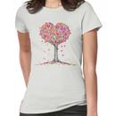 Love in the Fall Women's T-Shirt