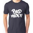 Bad Wolf #2 - White Unisex T-Shirt