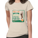 Once I'm Gone (Extinction is forever) Women's T-Shirt