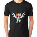 DASH-E Mk.4 - My Little Portal Unisex T-Shirt