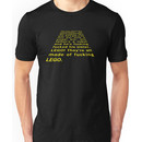 Peter Capaldi Malcolm Tucker Star Wars speech from The Thick Of It Unisex T-Shirt