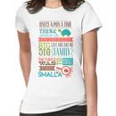 """Smalla than a bug"" Women's T-Shirt"
