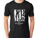 TAT - Camden McQueen quote from Shooting Scars WHITE Unisex T-Shirt