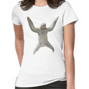 Sloth Hangs Around Your Neck :3 Women's T-Shirt