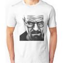 Walter White - Portrait Unisex T-Shirt