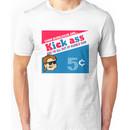 All Out of Bubble Gum White shirt Unisex T-Shirt
