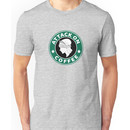 Attack on Coffee Unisex T-Shirt